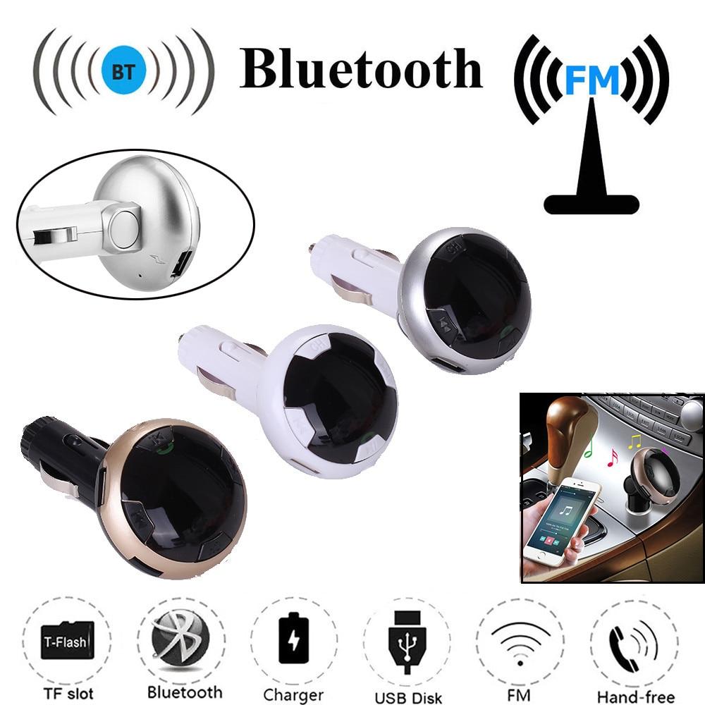 Willtoo Universel 5 V/2.5A Sans Fil Mains Libres Appelant Q7 USB Charge LED MP3 Bluetooth Voiture Transmetteur FM Avec MICRO pour iphone