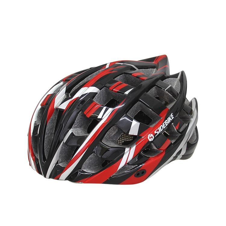 Sidebike Bicycle Helmet Cycling Helmet Ultralight PC+EPS Road Mountain MTB Bike Helmet ultralight red protone bicycle helmet