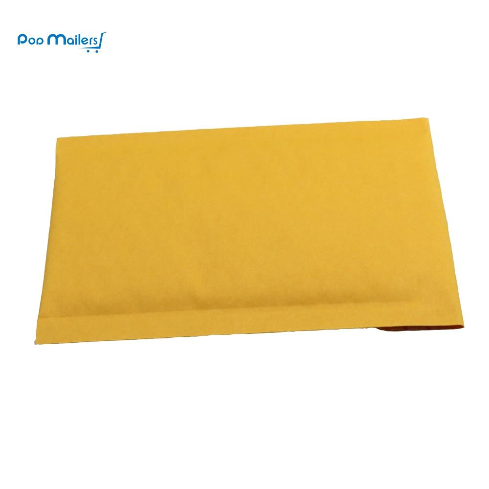 10pcs #2 8.5x11inch 235*280mm Shockproof Postage Kraft Bubble Envelope, Padded Liner Mailer