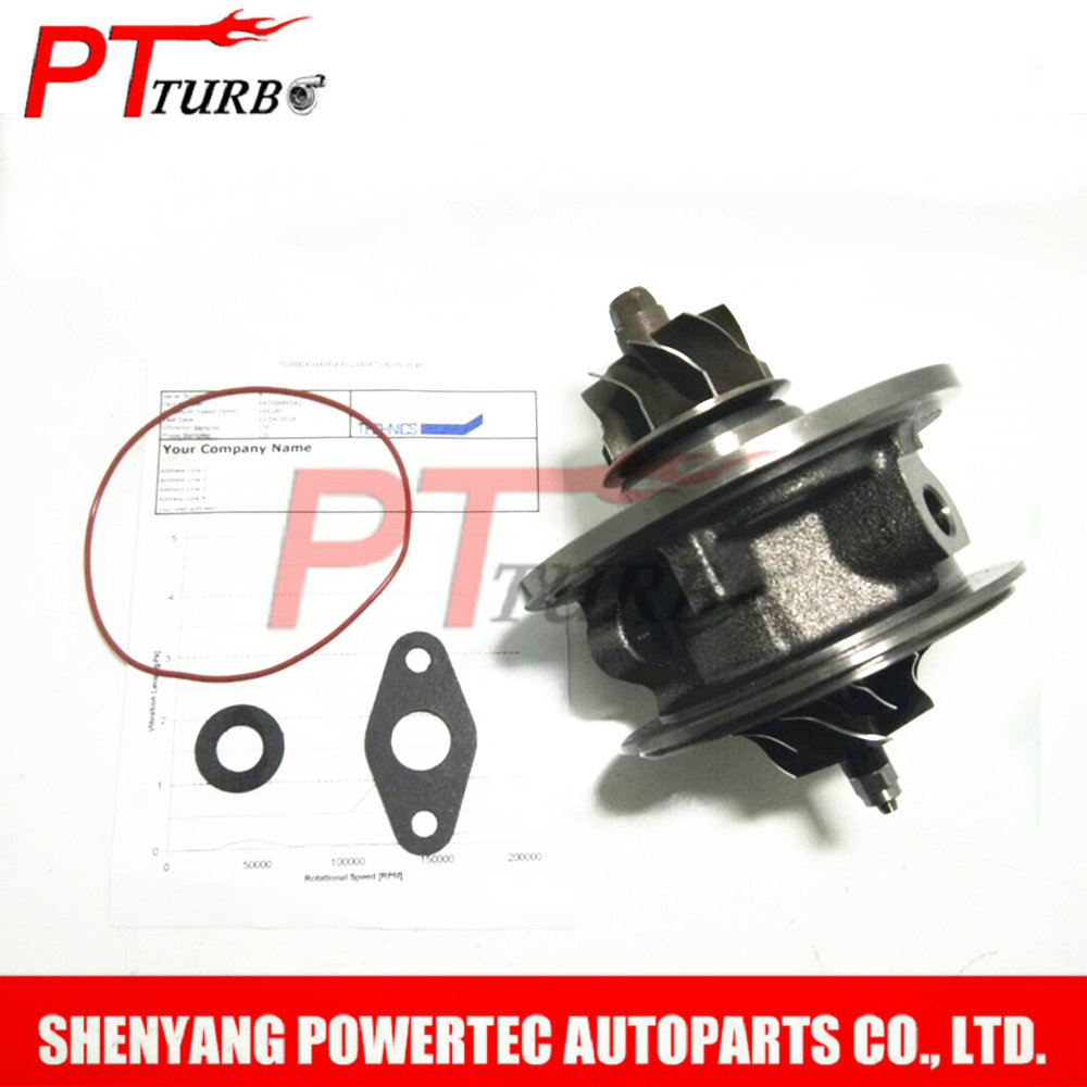 For Land Rover Range Rover 3.6 TDV8 200 KW 272HP - 54399700062 Balanced turbolader cartridge core turbine 54399700111 LR021045 For Land Rover Range Rover 3.6 TDV8 200 KW 272HP - 54399700062 Balanced turbolader cartridge core turbine 54399700111 LR021045