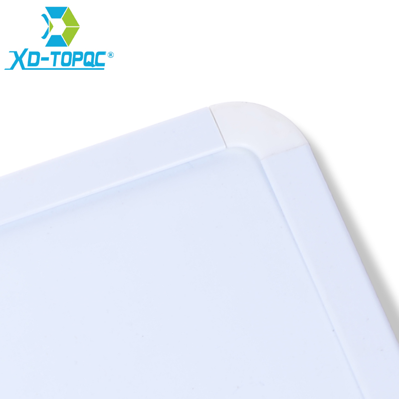 XINDI 28*36cm Magnetic Whiteboard PVC Frame Message White Board On Fridge For Home Decoration Message Drawing Board Notes WB01 6