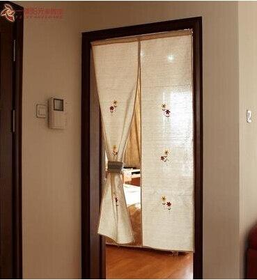 Env o gratis cocina persianas romanas flores frescas - Visillos para puertas ...