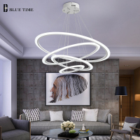 New Modern Led Pendant Lights for living room Bedroom hallway home ceiling lamp acrylic body LED pendant ceiling Lamp
