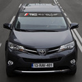 TRD Racing Devolpment car front wind shield sticker,fashion car styling for toyota corolla/toyota camry and so on