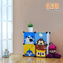 Simple toy clothing clothes storage cabinet storage cabinet baby wardrobe chiffonier 22