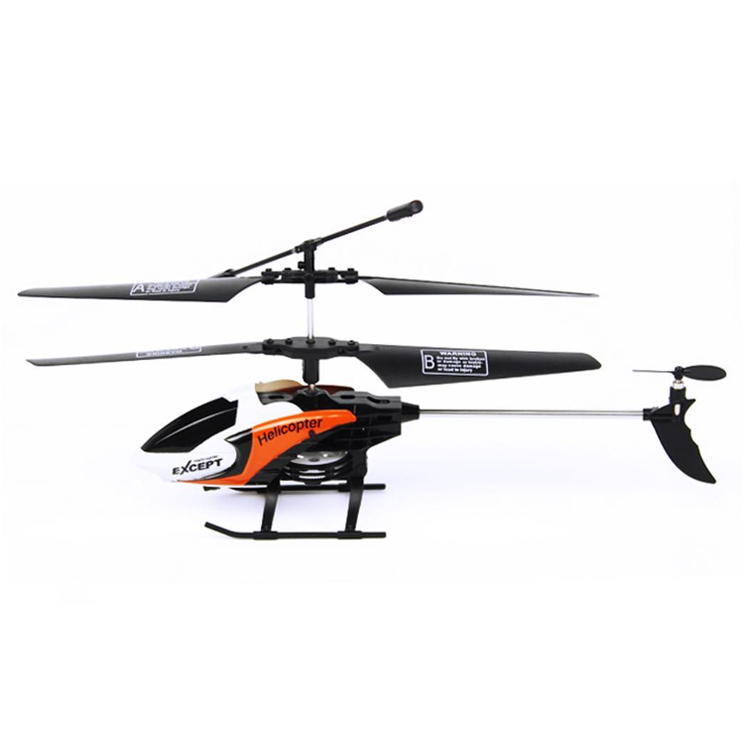 Helicopter induction Aircraft drone
