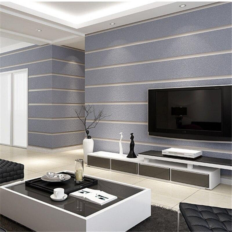 Beibehang moderne minimaliste mode marbre rayé personnalité papier peint chaud minimaliste salon étanche pvc papier peint