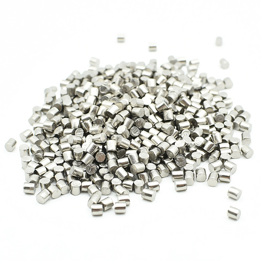 High Purity Titanium 2N5 Ti Ingot And Grain 99.5% For Research And Development Element Metal Simple Substance Refined Metal