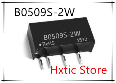 5pcs/lot DC-DC Boost 5V-9V B0509S-2W B0509S  Isolated Module Switching Power Supply