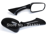 High Quality Black Motorcycle Mirrors For 1991 1994 Honda CBR 600 F2 92 93
