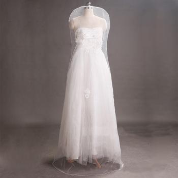 Biała oddychająca siatkowa przędza tiulowa suknia ślubna dla nowożeńców osłona przeciwpyłowa suknia Protect Case długość 160cm 180cm FN003 tanie i dobre opinie CN (pochodzenie) Stałe PRINTED Mieszanie Nowoczesne