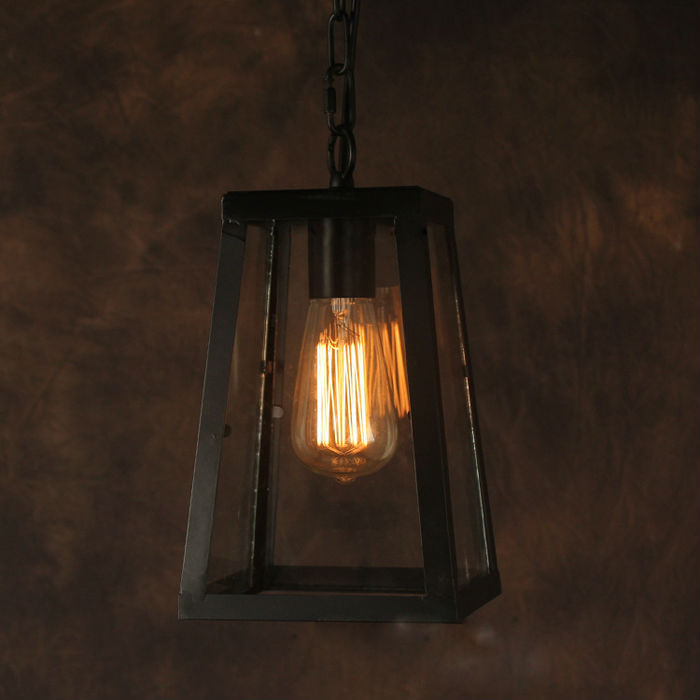 Vintage Pendant Light American Style Industrial Edison Lamps Plated Iron Lampshade Cage Art Deco Loft Lighting For Home american edison loft style rope retro pendant light fixtures for dining room iron hanging lamp vintage industrial lighting