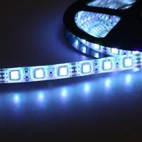 1 STÜCK LED Streifen Licht 5 mt 12 V SMD 5050 RGB 300 Leds IP65 w/Bluetooth App Gesteuert New #20/22 Watt