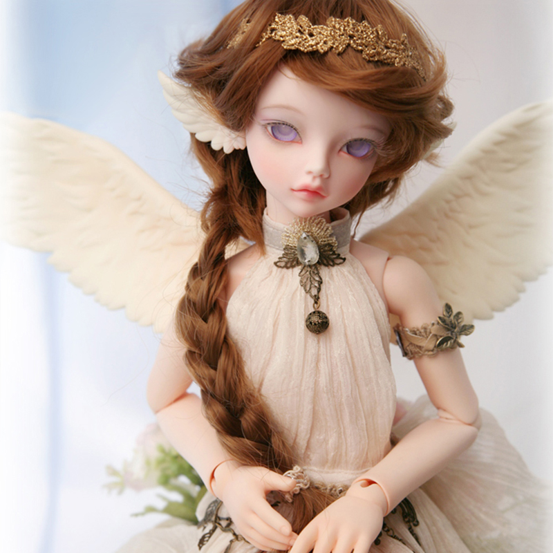 Soom Tuff & Sueve - Messenger of Heaven bjd sd dolls 1/4 body luts ai kit doll not for sales toy gift iplehouse doll 1 3 scale bjd pop bjd sd handsome boy soom dia figure doll diy model toy gift not included clothes shoes wig
