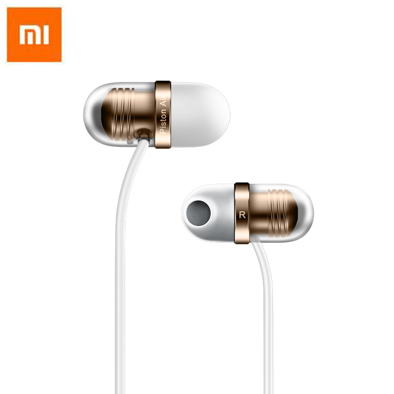 Original Xiaomi Mi Capsule Design Half In-ear Wired Earphones with Mic On-cord Control Built-in Mic On-cord Control for Android mb barbell atlet 17 5кг