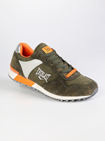 EVERLAST Spring Summer man's low cut casual sport shoes Fahion green patchwork ventilated man's casual shoes