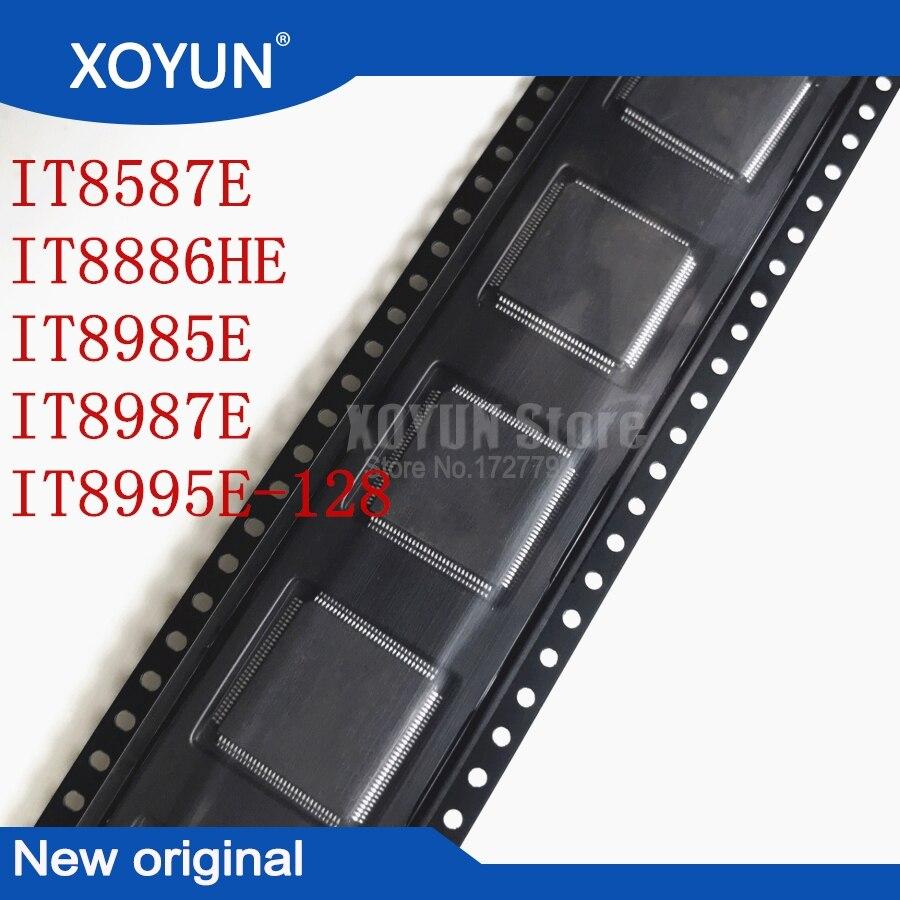 100%New IT8587E FXA FXS IT8886HE AXA AXS IT8985E AXA AXS  IT8987E BXA BXS IT8995E-128 CXA CXS DXA QFP-128 IC