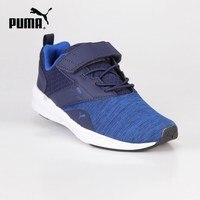 PUMA zapatillas de deporte Zapatos-Puma NRGY cometa V-azul