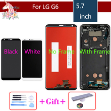 LCD For LG G6 Display Touch Screen Digitizer For LG G6 LCD Display LCD Touch Screen Assembly H870 H870DS H871 H872 LS993 VS998