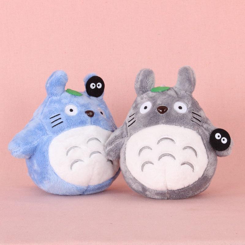 20cm Cute Japanese Anime Miyazaki Hayao My Neighbor Totoro Plush Totoro Stuffed Plush Toys Doll For Kids Children Christmas Gift