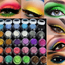 New arrival 30 Colors Eye Shadow Professional Colorful Powder Makeup Mineral Eyeshadow