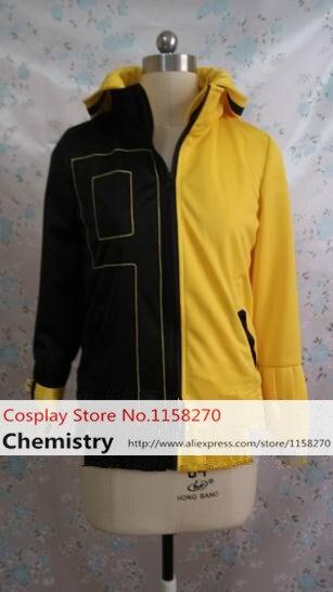 Kagerou Project Kuroha daze NO 9 Coat Jacket Cosplay Costume Anysize