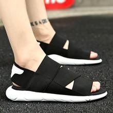 UNN Casual Sandals Beach Slippers Men Summer Shoes Outdoor Sandal Flat Breathable Comfort Slip on Open Shoe Sandalias Plus Size