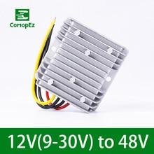9V-30V to 48V 2.1A 5A 6A Step Up DC Converter IP68 Boost Regulator Voltage Transformer for Car Radio Solar Panel Led Lights