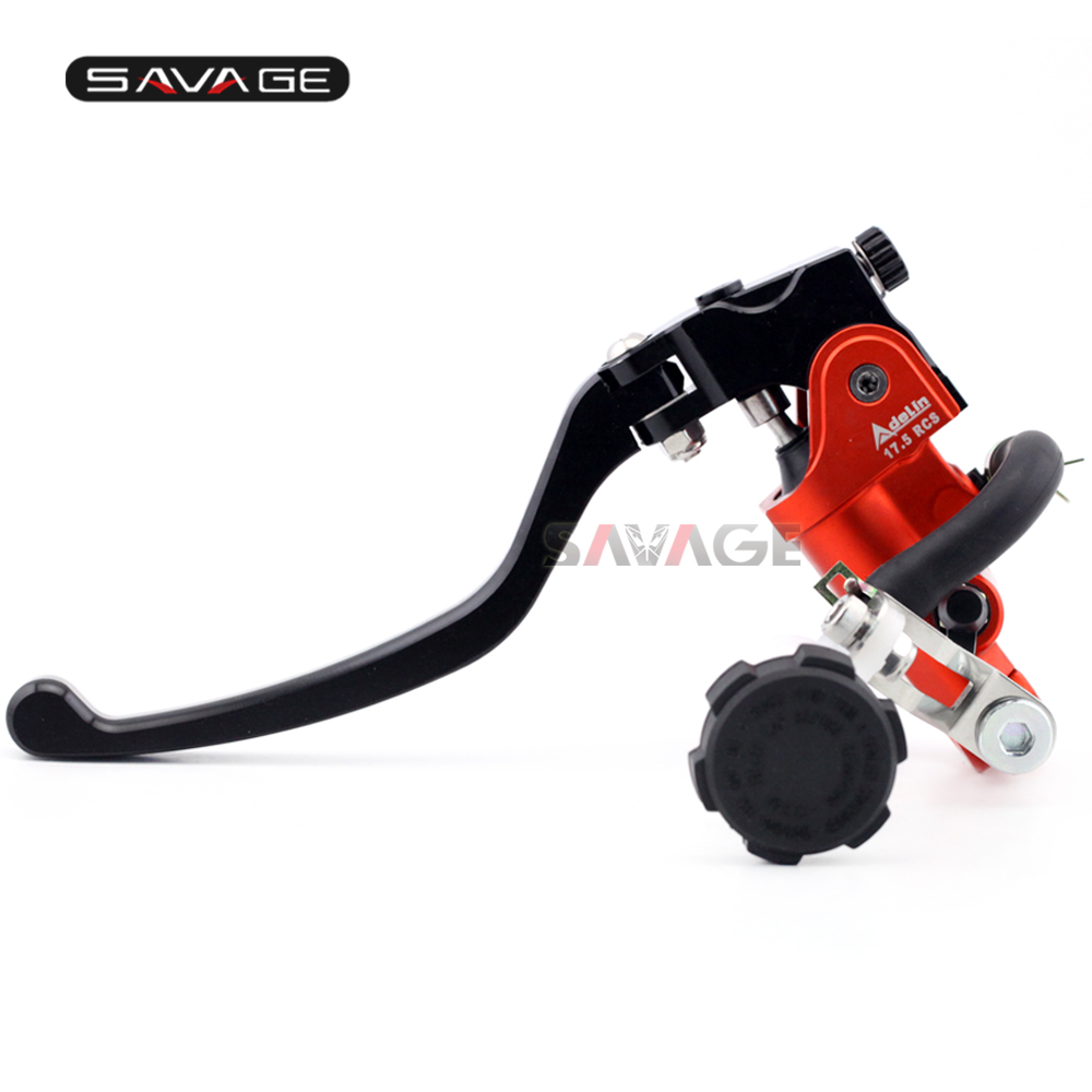 For KTM 690 DUKE/690 DUKE R/990 Super Duke/990 Super Duke R/990 Supermoto/990 SMT Radial Clutch Master Cylinder short long brake clutch levers for ktm 1290 990 super duke r 1190 rc8 r 690 supermoto r duke r motorcycle adjustable cnc