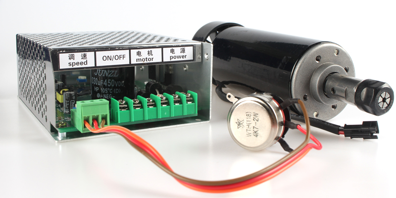 500W spindle speed power supply