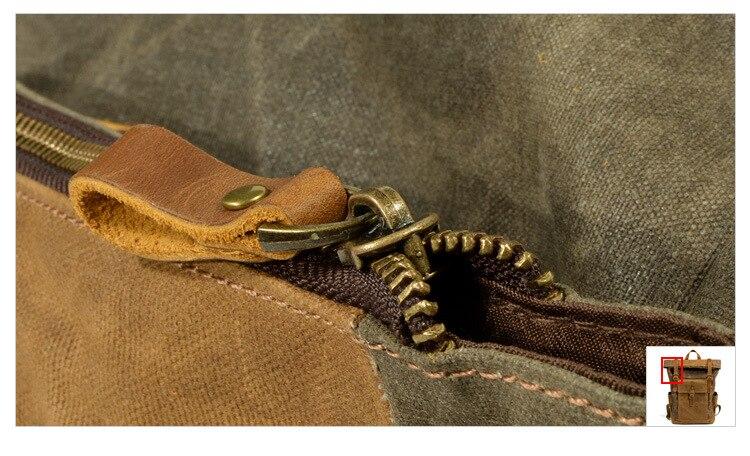 High Quality backpack male