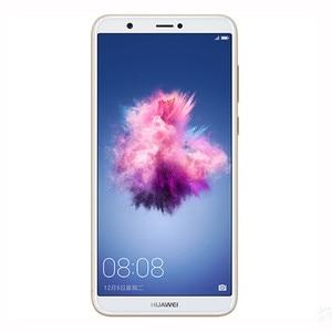 Image 3 - Huawei Godere 7S Huawei P smart 4GB 64GB Kirin 659 Android 8.0 schermo da 5.65 pollici 13.0 macchina fotografica di retrovisione di impronte digitali ID smart phone