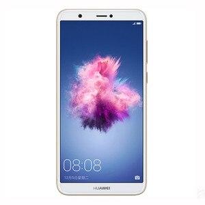 Image 3 - Huawei ciesz się 7S Huawei P smart 4GB 64GB Kirin 659 Android 8.0 5.65 calowy ekran 13.0 tylna kamera id odcisku palca inteligentny telefon