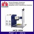 20 W split fiber laser-markering machine metalen markering machine laser graveermachine rvs