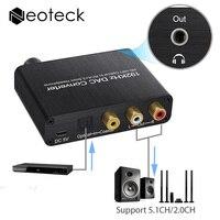 192Khz 5 1CH Digital Audio Decorder Digital To Analog Converter With Volume Control SPDIF To 3