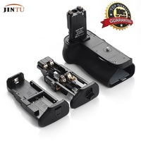 JINTU Deluxe Power Grip for Canon EOS 5D Mark III AA Battery Tray Contact Cover JINTU 1 Year Limited Warranty