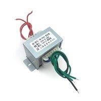 EI66 power transformer DB 50VA 50W 220V to double 16V 16V*2 16V 0 16V