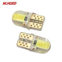 1x t10 estroboscópio piscando 194 w5w 22 led 3014smd t10 led brilho duradouro + flash estroboscópio automático dois modos de operação lâmpadas de carro