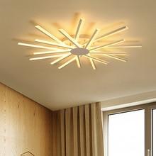 Creativity Modern led ceiling lights for living room bedroom Plafon home Lighting lamp deckenleuchten lampada