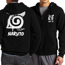 Incredible Naruto zip-up hoodie
