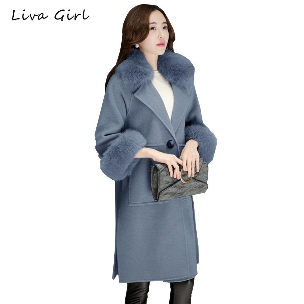 Online Get Cheap Ladies Cashmere Coat -Aliexpress.com   Alibaba Group