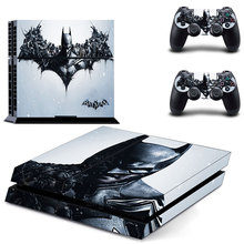 DC Joker Why So Serious PS4 Skin Sticker Decal Vinyl for Sony Playstation 4 Console and 2 Controllers PS4 Skin Sticker