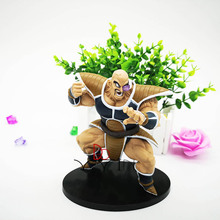 Dragon ball Nappa Action Figures 18CM Figure Collectible Toys anime model NT0 model fans 2pcs set dragon ball z original banpresto scultures zoukei tenkaichi budoukai 5 figures nappa