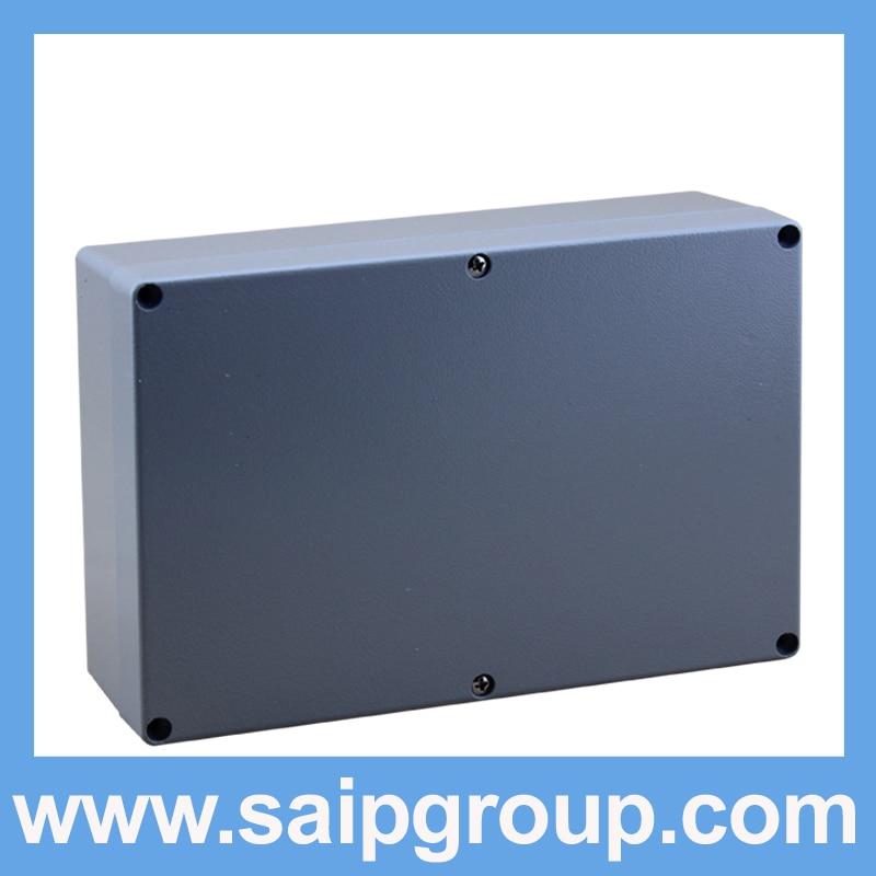 2014 Nuovo Saip 222*145*75 millimetri scatola Elettrica Scatola di Alluminio Caso SP-AG-FA62014 Nuovo Saip 222*145*75 millimetri scatola Elettrica Scatola di Alluminio Caso SP-AG-FA6