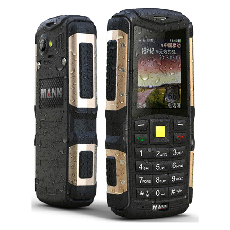 Original Mann Zug S Ip67 Waterproof Shockproof Phone Dustproof Rugged Outdoor Cell Camera Bluetooth Phones In Mobile From Cellphones