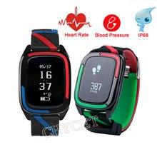 Smart Band DB05 часы IP68 Водонепроницаемый браслет Heart Rate Мониторы Приборы для измерения артериального давления трекер Фитнес шагомер браслет PK DB03