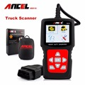 ANCEL HD510 Heavy Duty Trcuk Diagnostic Scanner Car Diagnostic-tool fit for Volvo for Scania Diesel Trucks Automotive Scanner