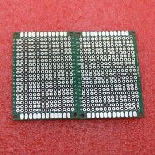 Free shipping 10pcs Double Side Prototype PCB diy Universal Printed Circuit Board 4x6cm(China (Mainland))