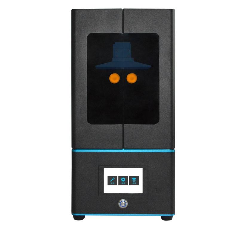 New Ultrabot 3D Printer 2K LCD Light-Curing Desktop UV Resin 3D Printers 120*67*180mm Build Volume Support Off-line PrintNew Ultrabot 3D Printer 2K LCD Light-Curing Desktop UV Resin 3D Printers 120*67*180mm Build Volume Support Off-line Print