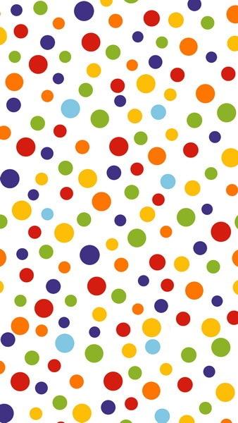 5x7ft thin vinyl photography background customize polka dot pattern backdrops digital printing